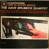 Dave Brubeck Quartet - Countdown Time In Outer Space LP
