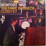 Dave Brubeck Quartet - Newport 1958 LP