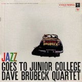 Dave Brubeck Quartet - Jazz Goes To Junior College LP