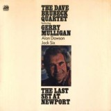 Dave Brubeck Quartet - The Last Set At Newport LP