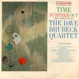 Dave Brubeck Quartet - Time Further Out LP
