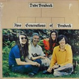 Dave Brubeck - Two Generations Of Brubeck LP