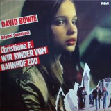 David Bowie - Christiane F. Soundtrack 2LP