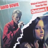 David Bowie - Original Soundtrack From The Film Christiane F. LP