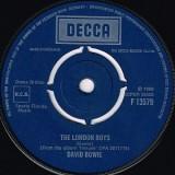 David Bowie - The London Boys / Love You Till Tuesday 7''