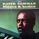 David Newman - Bigger & Better LP