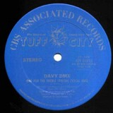 Davy DMX - One For The Treble 12""