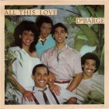 DeBarge - All This Love LP