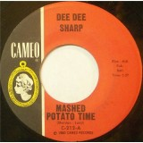 Dee Dee Sharp - Mashed Potato Time 7""