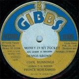 Dennis Brown - Money In My Pocket 12""