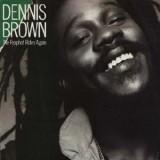 Dennis Brown - The Prophet Rides Again LP