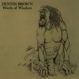 Dennis Brown - Words Of Wisdom LP