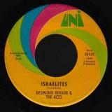"Desmond Dekker & The Aces - Israelites 7"""