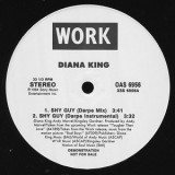 Diana King - Shy Guy 12""