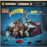 Dick Shory´s New Percussion Ensemble - Music For Banf Barrom & Harp LP