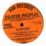 Dilated Peoples - No Retreat 12""