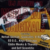 DJ Adam 12 - Worldwide Originals EP
