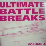 DJ Al Kapone - Ultimate Battle Breaks Vol. 4 LP