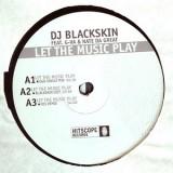 "DJ Blackskin - Let The Music Play 12"""