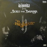 DJ Honda & Jeru The Damaja  - El Presidente 12""