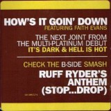 DMX - Ruff Ryders Anthem / How It's Going Down 12''