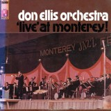 Don Ellis Orchestra - Live At Monterey LP