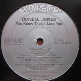 Donell Jones - You Know That I Love You 12""