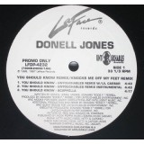 Donell Jones - You Should Know Remix 12""