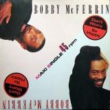 "Bobby McFerrin - Don´t Worry Be Happy 12"""