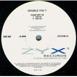 Double You - Please Don´t Go 12""