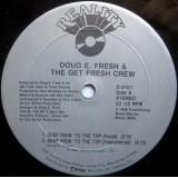 "Doug E. Fresh & The Get Fresh Crew - Keep Risin To The Top 12"""