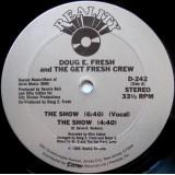 Doug E. Fresh - The Show / La-Di-Da-Di 12''