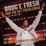 Doug E. Fresh - The Worlds Greatest Entertainer LP