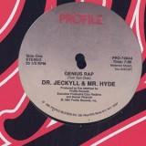 "Dr. Jeckyll & Mr. Hyde - Genius Rap 12"""