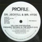 "Dr. Jeckyll & Mr. Hyde - Yellow Panties 12"""