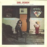 Dr. John - Hollywood Be Thy Name LP