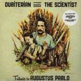 Dubiterian Meets The Scientist - Tribute To Augustus Pablo LP + CD