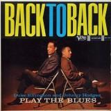 Duke Ellington & Johnny Hodges - Back To Back (Play The Blues) LP