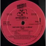 "Dynamix II feat. Breezy Beat MC - Just Give The DJ A Break 1990 12"""