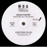 Eboni Foster - Everything You Do 2x12""