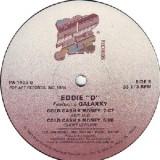 "Eddie D feat. Galaxxy - Cold Cash $ Money 12"""