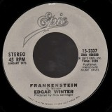 Edgar Winter - Frankenstein 7""