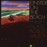 Philip Glass Ensemble / Robert Wilson - Einstein On The Beach 4LP Box