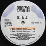 """E&J - Easy Listening 12"""""""