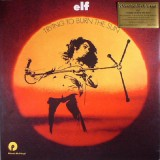 Elf - Trying To Burn The Sun LP