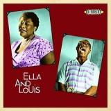 Ella Fitzgerald & Louis Armstrong - Ella & Louis LP