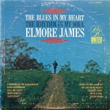 Elmore James - The Blues In My Heart The Rhythm In My Soul LP