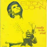 Elton John - Candle In The Wind 7""