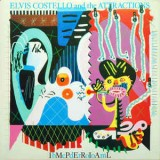 Elvis Costello And The Attractions - Imperial Bedroom LP