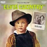 Elvis Presley - Elvis Country (I'm 10.000 Years Old) LP